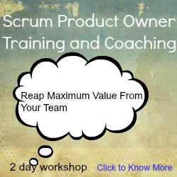Scrum Product Owner Training and Coaching